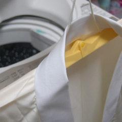 長襦袢を自宅で洗濯