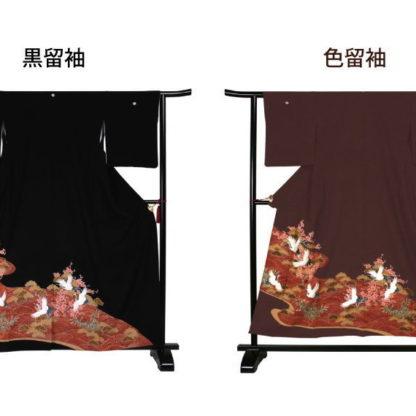 黒留袖と色留袖 二種類の留袖の特徴