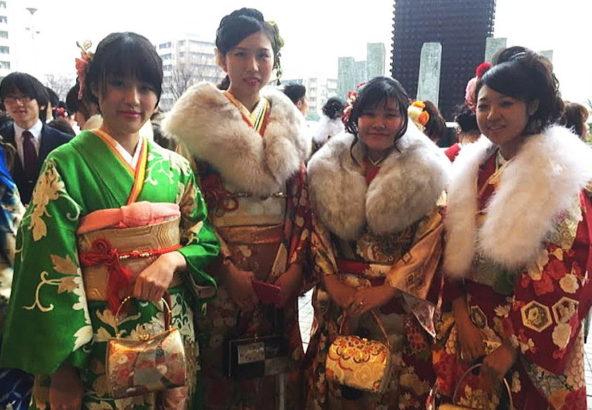 三重県津市文化会館 成人式