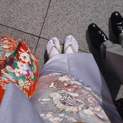 七五三参り、母親と祖母はどんな着物を着ればいい?