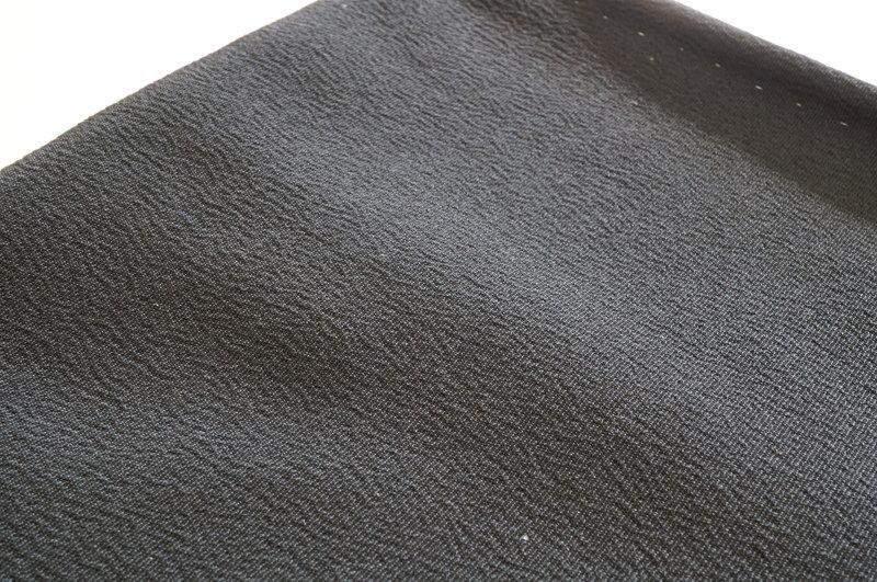 黒留袖カビ after